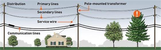 Powerline Graphic