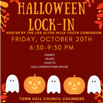 Halloween Lock-in - October 20
