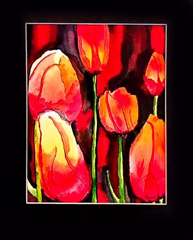 Tulips by Diane Brauch