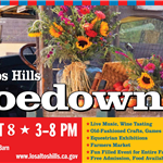 Hoedown - Saturday September 8