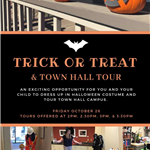 trick, treat, tour