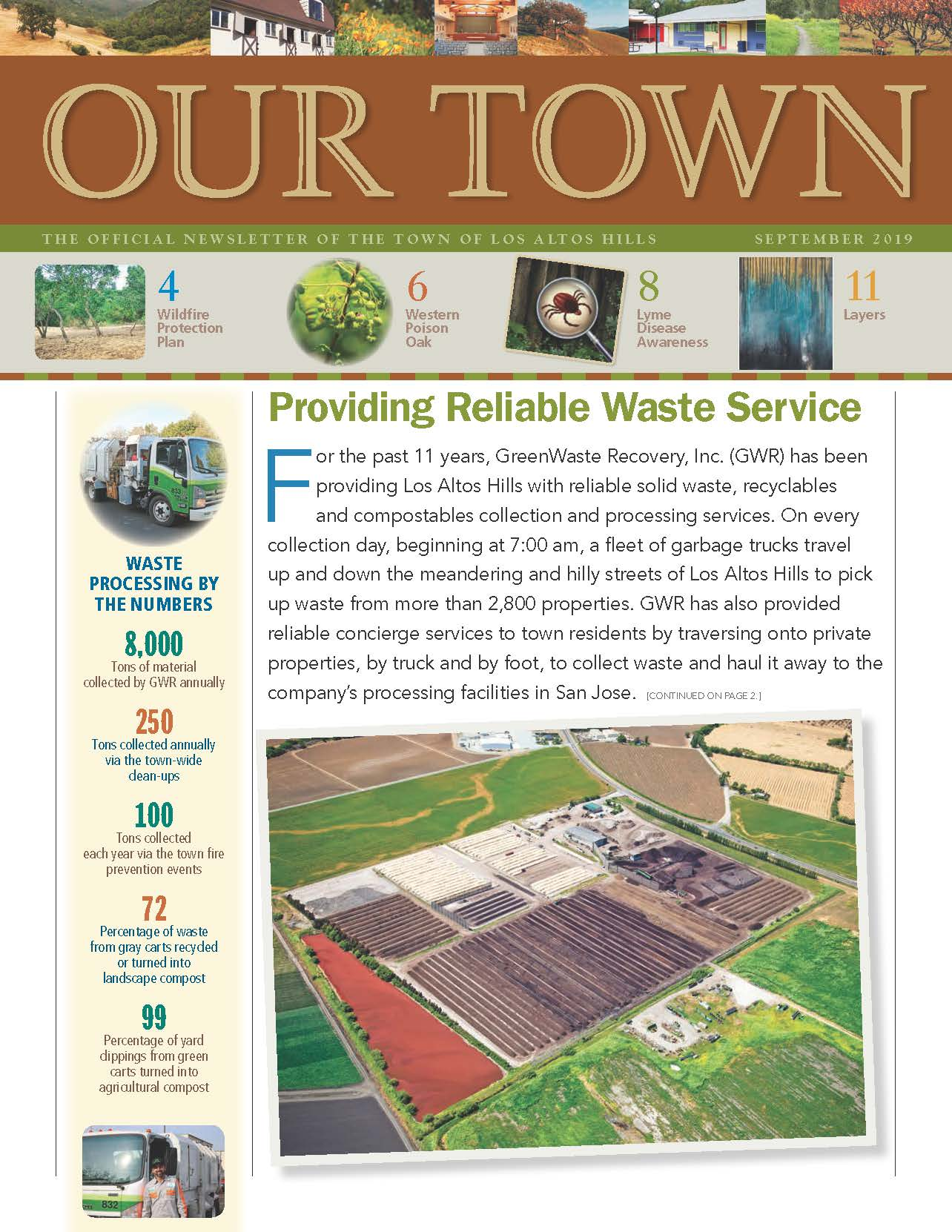 LAH-our town March 2019
