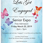 Senior Expo 2019 flyer
