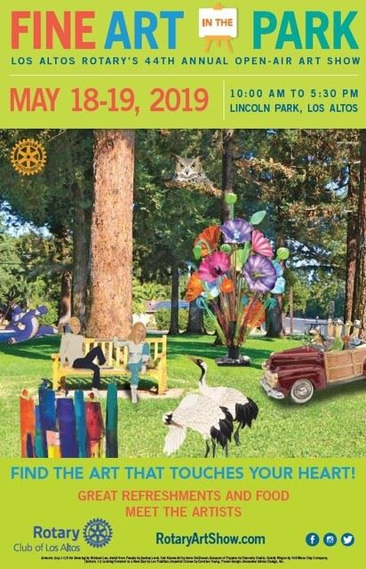 Rotary Art and the Park