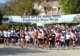 Town of Los Altos Hills Race