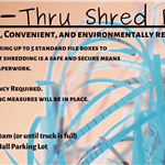 3.20 Shred Event Flyer