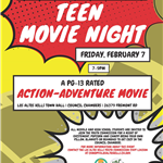 Flyer Sized YC Joint Movie Night